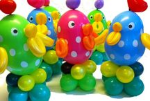 Balloons & more Balloons..... / by Kesha Beckley
