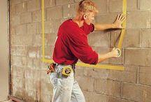 Basement Make Over / by Wayne Rost