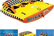 Sports!! / Water Sports#Inflatables#Summer#Fun#Towable#Water Tubes