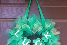 St. Patties Day! / by Savannah Johnson (Anderson)