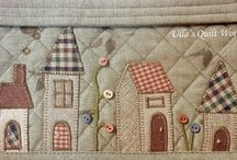 DOMKI patchwork