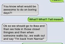 Funny texts :)