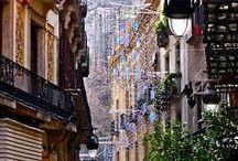 Barcelona trip / Barcelona trip in winter