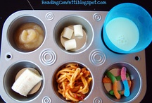 snacks for kids / by Allison Dion