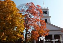 Amherst College / Amherst College is considered one of the best liberal arts schools in the country. Founded in 1821, Amherst College's campus is spread over 1,000 acres in Amherst, Massachusetts. The rural setting allows for students to participate in a truly grueling academic environment