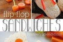 School Lunch Ideas for the twins / Peanut Free!!!!!!!!!!!!! / by Elizabeth Sutton
