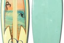 Vintage Surfboards / Inspiration.