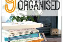 Books about All Things Organized