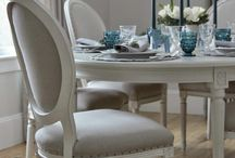 Dining Room Makeover / by Mélanie Lupien