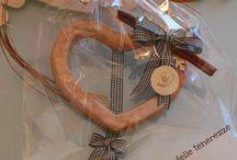 Natale / Una collezione di piccole creazioni per scaldare l'atmosfera, in casa nostra, nei magici giorni del Natale!