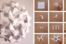 origami papel