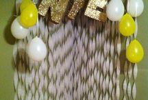 birthday decoration
