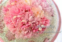 wedding bouquet(ピンク)