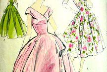 Vintage Sewing Patterns / by Carol Roberts