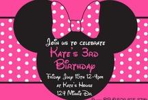 Printable  Birthday Invitations- cupcake express