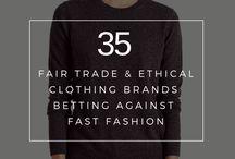 Shopping Sustainable Fashion