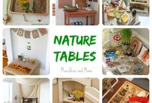 nature tables