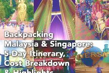 Backpacking Malaysia & Singapore
