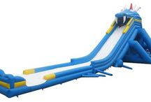 Beston Commercial Inflatable Water Slides for Sale / The commercial inflatable water slides are quite welcomed by many children and adults in summer. Many people prefer have fun on the commercial inflatable water slide to dipping in the pool. Because it is a spectacular way to combine fun and healthy activity as well as cool down. Children and adults slide down into the pools from the inflatable water slides which has the sprayer, which is very interesting. It is commonly seen in the funfair, carnival, party rental, etc.