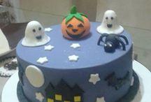 DIA DE FESTA Bolos decorados / Bolos decorados em diversos temas e sabores