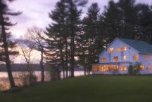 Explore The Wolf Cove Inn / Pictures of places and things in and around the Wolf Cove Inn, a luxurious lakefront Maine bed and breakfast.