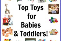 Gift ideas for the Kids / Gift ideas for babies on up!  / by The Measured Mom