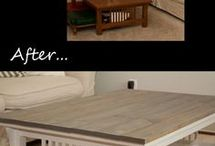 Refinishing Furniture