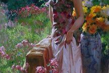 Pinturas Richard S. Johnson