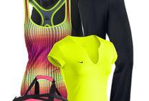 sportovní oblecky