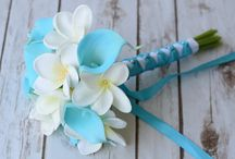turquoise wedding talent