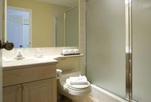 Pinnacle Ridge #20 - Master Ensuite Before & After / What a difference an upgrade can make to an ensuite bathroom!
