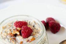 Déjeuner santé nourrissant