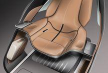 CAR - Interior seat