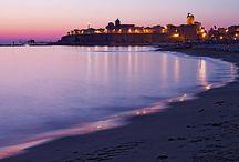 I tramonti ... e il Molise! #tramonti_termolesi / #tramonti_termolesi