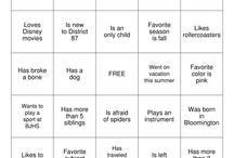 English Bingo
