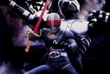 Kamen Rider Showa generation