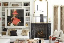 Home inspiration / by Maya Mees