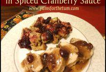 Pork Recipes (yumsforthetum.com) / Pork recipes from the blog @ yumsforthetum.com