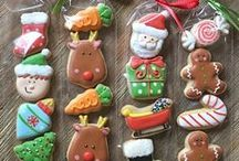 mini cookies.