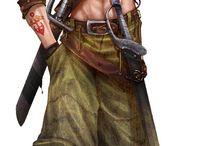 personagem pirata