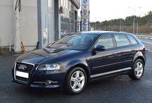 Audi a3 1.6 tdi 105cv sportback 11-2010..70000km...13900 Eur.