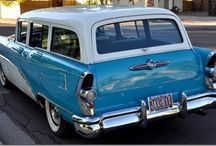 Classic Pickups & Station Wagons