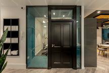 Doors & Ironmongery / Sektor range of doors & ironmongery