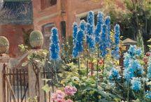 ART - Peder MONSTED (1859-1941)