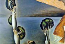 Constantinos Parthenis (Κωνσταντίνος Παρθένης) / Πίνακες του Κωνσταντίνου Παρθένη (1878-1967) Paintings by the Greek modernist painter Constantinos Parthenis (1878-1967)
