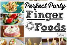 party fingerfood