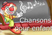 Chanson pour enfants