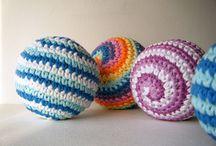 Scrap Crochet Projects