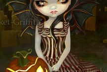 illustrations - jasmine becket griffith  / by Shayne Beaver
