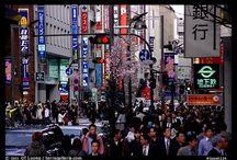 Tips reizen Japan / Japan is een fantastische bestemming. Op dit bord vind je volop reisinspiratie en tips voor Japan.